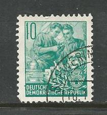 Buy German DDR Used Scott #159 Catalog Value $.25