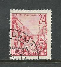 Buy German DDR Used Scott #163A Catalog Value $.25