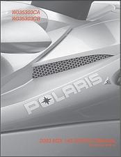 Buy Polaris MSX 140 Personal Watercraft ( PWC ) Service Manual on a CD -- MSX140