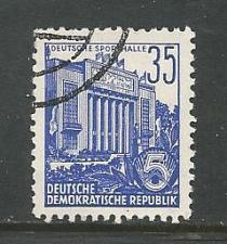 Buy German DDR Used Scott #166 Catalog Value $.25