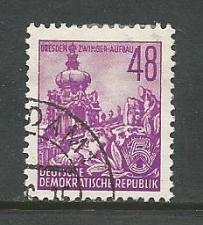 Buy German DDR Used Scott #168 Catalog Value $.25