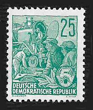 Buy Germany DDR MNH Scott #197 Catalog Value $3.25