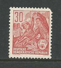 Buy German DDR Hinged Scott #198 Catalog Value $1.76