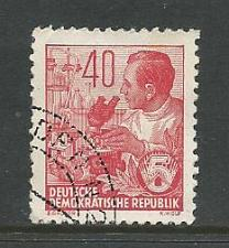 Buy Germany DDR Used Scott #200 Catalog Value $.25