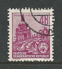 Buy Germany DDR Used Scott #201 Catalog Value $.25