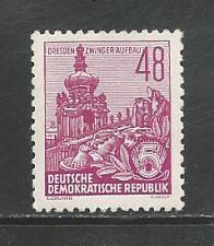 Buy German DDR Hinged Scott #201 Catalog Value $2.16