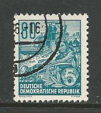 Buy Germany DDR Used Scott #203 Catalog Value $.25