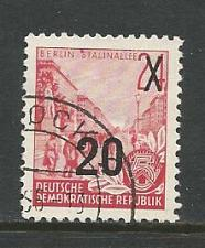 Buy Germany DDR Used Scott #223A Catalog Value $.45