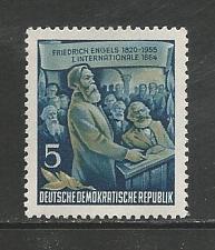 Buy German DDR Hinged Scott #259 Catalog Value $.25