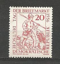 Buy German DDR Hinged Scott #309 Catalog Value $.45
