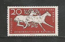 Buy German DDR Hinged ng Scott #320 Catalog Value $.25