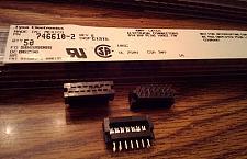 Buy Lots of 50: Tyco 746610-2 Connectors