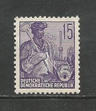 Buy German DDR Hinged Scott #332a Catalog Value $.55