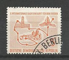 Buy Germany DDR Used Scott #346 Catalog Value $.25
