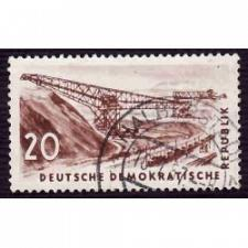 Buy Germany DDR Used Scott #348 Catalog Value $.25