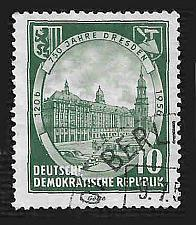 Buy Germany DDR Used Scott #291 Catalog Value $.25