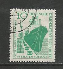 Buy Germany DDR Used Scott #390 Catalog Value $.25