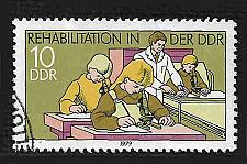 Buy Germany DDR Used Scott #2018 Catalog Value $.25