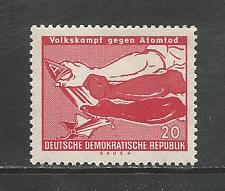 Buy German DDR Hinged Scott #404 Catalog Value $.25