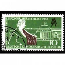 Buy Germany DDR Used Scott #406 Catalog Value $.25