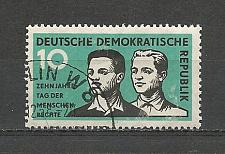 Buy Germany DDR Used Scott #414 Catalog Value $.25