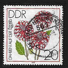 Buy Germany DDR Used Scott #2023 Catalog Value $.25