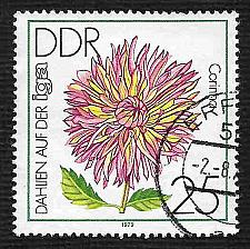 Buy Germany DDR Used Scott #2024 Catalog Value $.25