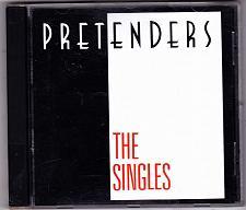 Buy The Singles by Pretenders CD 1987 - Very Good