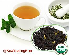 Buy Delicious Organic Black Currant Tea 16 oz 1 Pound Healthy Benefits