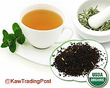 Buy Mango Ceylon 100% Organic Tea 16 oz 1 Pound tasty with many benefits