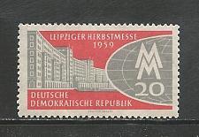 Buy German DDR Hinged Scott #455 Catalog Value $.30