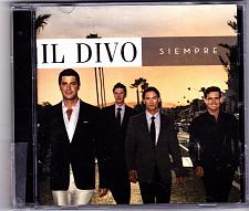 Buy Siempre by Il Divo CD 2006 - Very Good