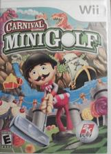 Buy Lot of 2 Wii Games: CARNIVAL MINIGOLF & REDNECK JAMBOREE