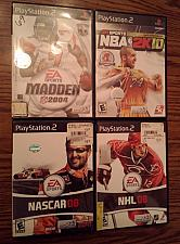 Buy Lot of 4: PS2 Sports games