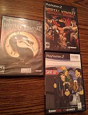 Buy Lot of 3 PS2 games: 2 Mortal Combat & True Crime :: FREE Shipping