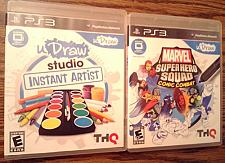 Buy Lot of 2: PS3 uDraw games