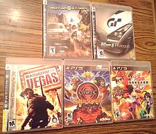 Buy Lot of 10: PS3 games