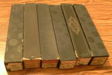 Buy LOT of 6: Player Piano Rolls :: Lot # 3