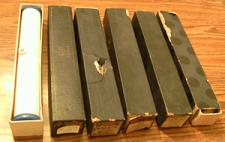 Buy LOT of 6: Player Piano Rolls :: Lot # 8