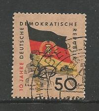 Buy German DDR Hinged Scott #462 Catalog Value $.25