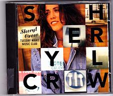 Buy Tuesday Night Music Club By Sheryl Crow CD 1993 - Like New