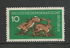 Buy German DDR Hinged Scott #472 Catalog Value $.35