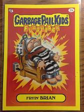 Buy Garbage Pail Kids 2011 Flashback 3 Series Fryin' Brian 2a