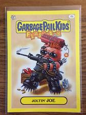 Buy Garbage Pail Kids 2011 Flashback 3 Series Joltin' Joe 6b Yellow Border