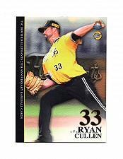 Buy Ryan Cullen 2011 TSC , Taiwan baseball card