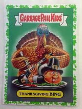 Buy Garbage Pail Kids American AS Apple Pie 2016 Thanksgiving Bing 2b Green Puke GPK