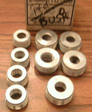 Buy Lot of 9: Reducing Bushings REs