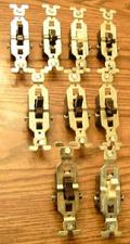 Buy Lot of 9: GE 2 Wire Toggle Switches