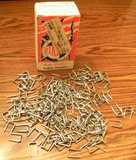 Buy Lot of 218: Nob Staples Galvanized Cable Staples