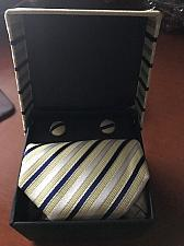 Buy Brand new Necktie and cufflinks set